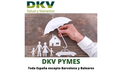 DKV Pymes integral Salud...