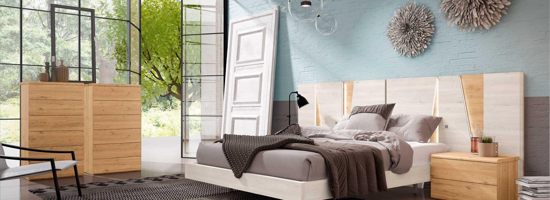 Dormitorio moderno de gran calidad